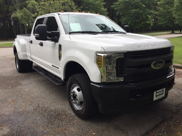 Pre-Owned 2019 Ford F-350SD XL