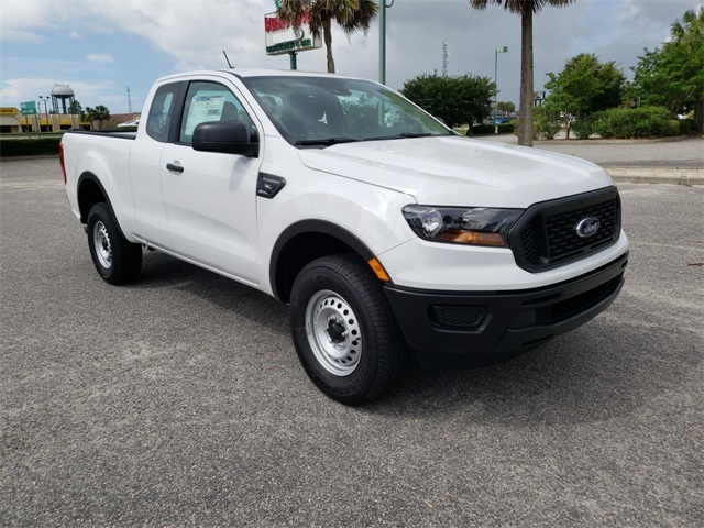 New 2019 Ford Ranger XL RWD Super Cab