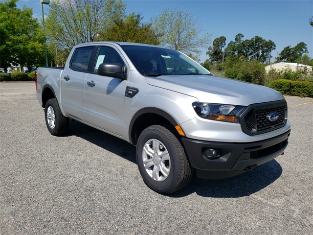 2019 ford ranger cab styles