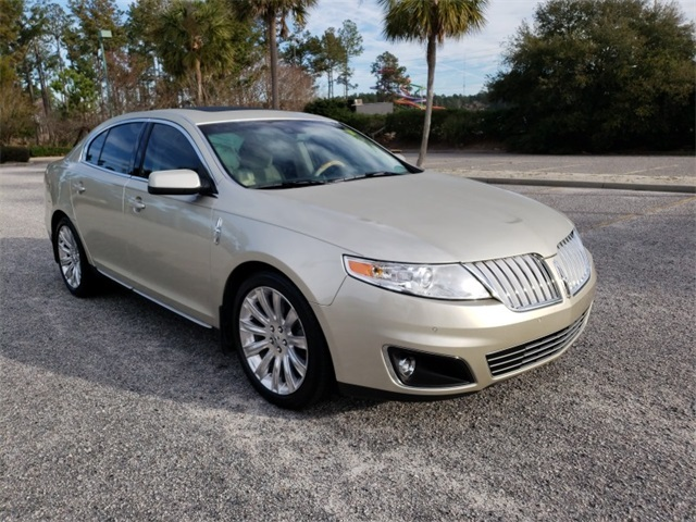 Pre-Owned 2011 Lincoln MKS Base