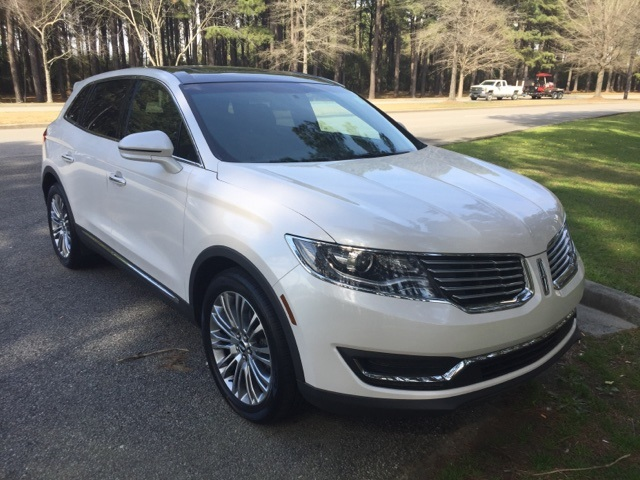 Certified Pre-Owned 2018 Lincoln MKX Reserve
