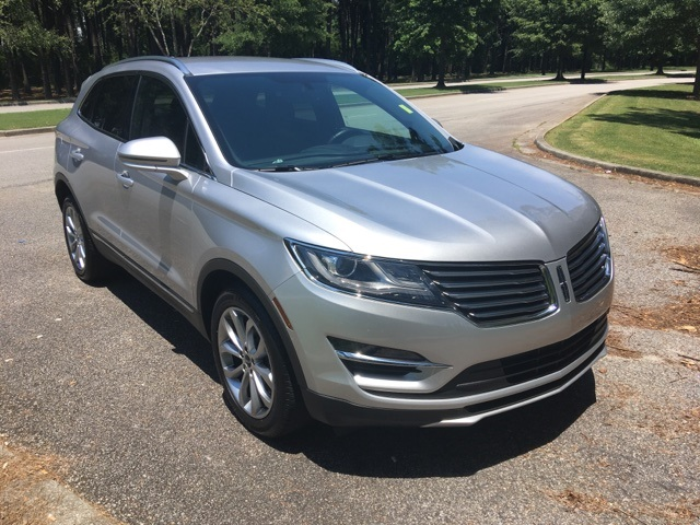 Certified Pre-Owned 2015 Lincoln MKC 4D Sport Utility in Myrtle ...