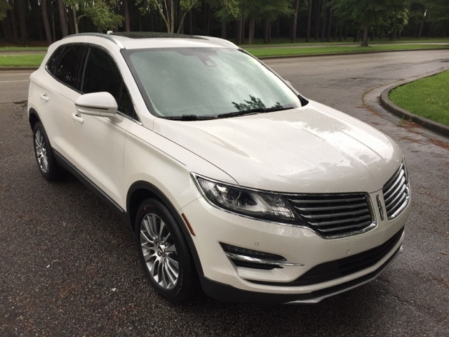 Certified Pre-Owned 2017 Lincoln MKC Reserve