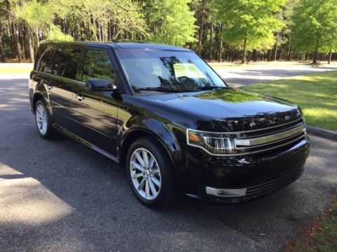 Certified Pre-Owned 2018 Ford Flex Limited