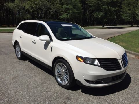 Certified Pre-Owned 2019 Lincoln MKT Reserve