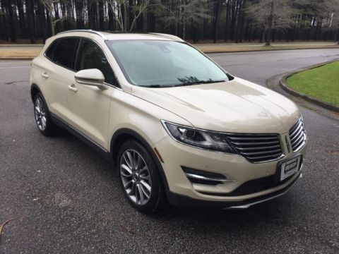 Certified Pre-Owned 2018 Lincoln MKC Reserve