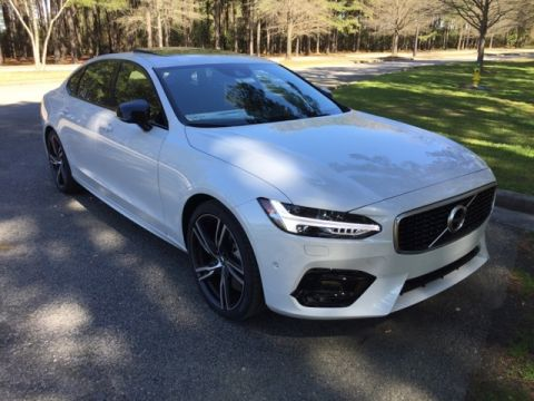 New 2020 Volvo S90 T6 R-Design