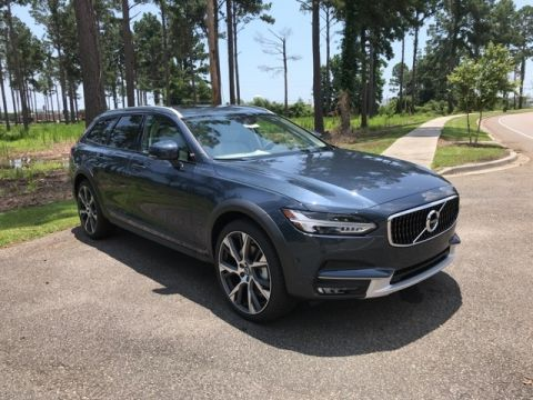 New 2018 Volvo V90 Cross Country T6 AWD